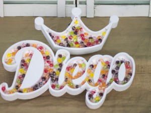 Decoración – Letras porexpan